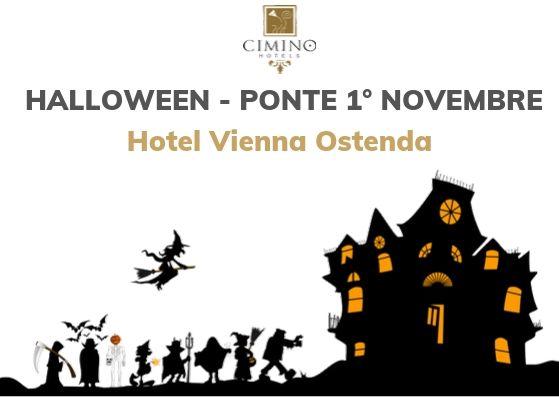 Offerta Ponte Ognissanti e Halloween con bambini
