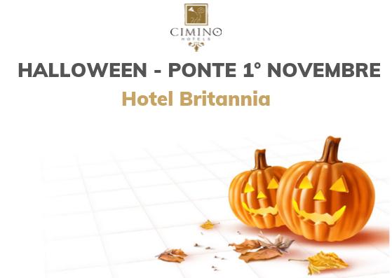 Offerta Ponte Ognissanti e Halloween 2020 a Rimini