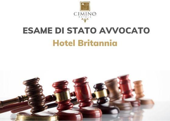 Esame avvocato a Rimini 2019. Last minute Hotel 3 stelle.