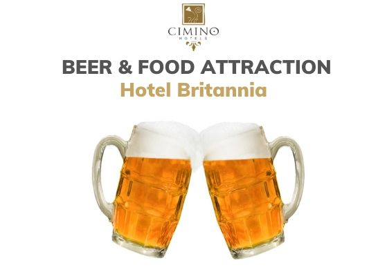 Offerta Hotel Beer & Food Attraction 2021