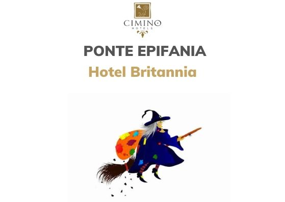 Offerta Befana Rimini Hotel 3 stelle