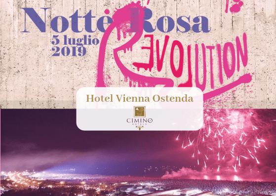 Notte Rosa 2019 a Rimini