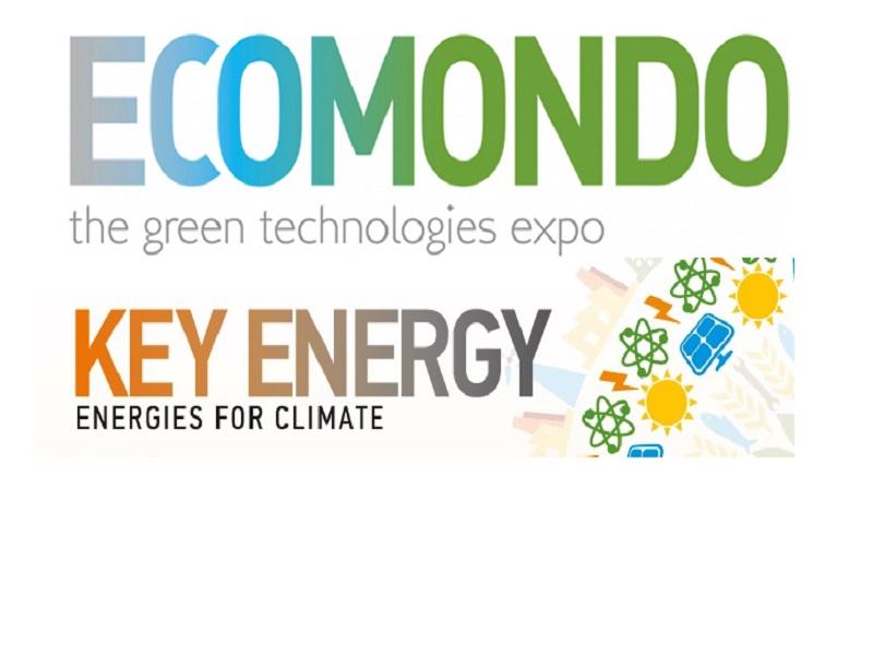Ecomondo 6-9 Novembre Fiera Rimini
